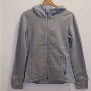 PrAna Hooded Fleece Size S